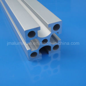 V-Slot Aluminum Extrusion 6063 T5 pictures & photos