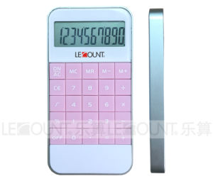 10 Digits Mini Handheld Gift Pocket iPhone Calculator (LC502PK)