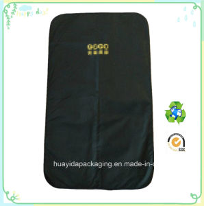 Eco Nonwoven Zipper Seal Clothing Packaging Bag Suit Bag pictures & photos