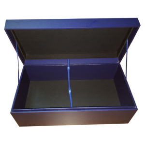 Navy Luxury Handmade Gift Box for Car Model
