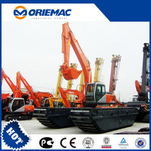 Heking Amphibious Excavator HK200SD pictures & photos