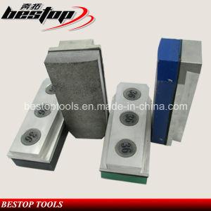 100# Segmented Metal Diamond Fickert Abrasive Block for Granite pictures & photos