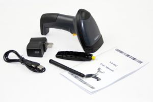 Wireless Laser Barcode Scanner GS-1696W pictures & photos