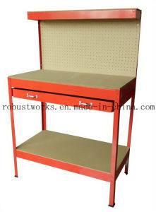 Heavy Duty Work Station with Single Drawer (WB008) pictures & photos