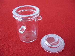 Rademacher Clear Quartz Crucibles for Melting Silica Crucibles pictures & photos