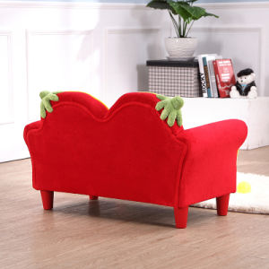Fantasy Strawberry Fabric Children Chair (SF-261) pictures & photos