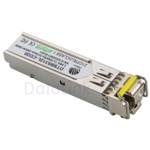 SFP Bidi 1.25g 1550nm/1310 20km Transceiver pictures & photos