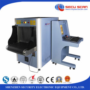 High Penetration 43mm X-ray Inspection System for Security Control pictures & photos