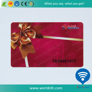 13.56MHz 1kbyte Hf PVC RFID F08 Proximity Card with Contactless Smart Card pictures & photos
