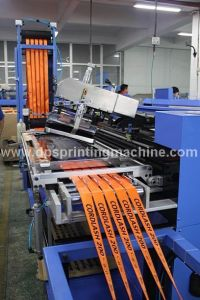 Lashings Straps Automatic Screen Printing Machine with Ce Approved pictures & photos