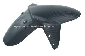 Motorcycle Part Carbon Fiber Front Fender for Triumph pictures & photos