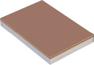 High Quality Solid Color Acrylic MDF / Acrylic Sheet (1220*2440*19mm) pictures & photos