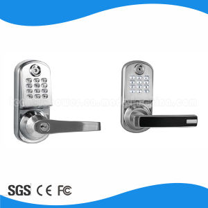Apartment Door Lock RFID Card Door Lock with Keypad pictures & photos