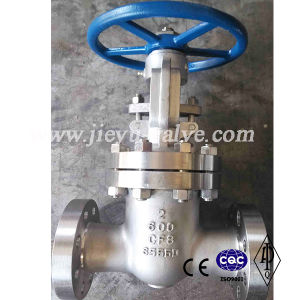Stainless Steel CF8/304 600lb Gate Valve pictures & photos