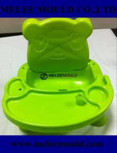 Baby High Chair with Playtable Plastic Mould pictures & photos