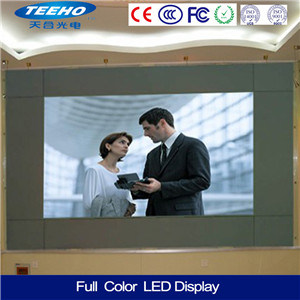 Teeho P10  Full Color  Indoor  LED  Display pictures & photos