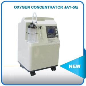 Low Noise Jay-5aw Medical Oxygen Generator Price 5lpm Oxygen Concentrator pictures & photos