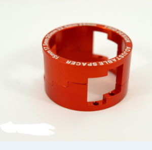 OEM Precision Small Aluminum Insert Spacer Sleeve pictures & photos