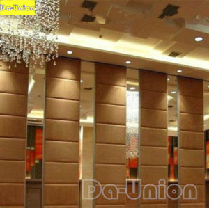 Sound Proof Partition Wall System for Hotel