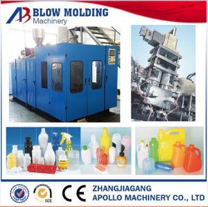 Detergent Shampoo Liquid Soap HDPE PP Bottles Making Machine pictures & photos