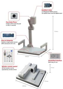 LED Lighting Smart Document Camera pictures & photos