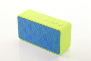 2016 Popular Portable Mini Rechargeable Bluetooth Wireless Music Speaker (BS-T8) pictures & photos