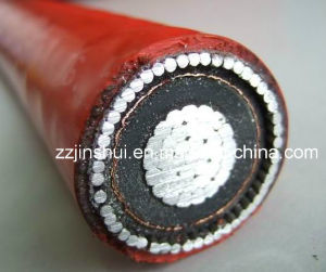 XLPE Insulated Power Cable High Voltage Cable pictures & photos