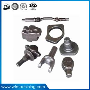 Hot Die Forging Shift Fork for Auto Machinery pictures & photos