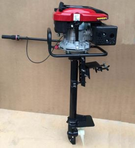 4-Cycle 196cc Outboard Motor Outboard Engine pictures & photos