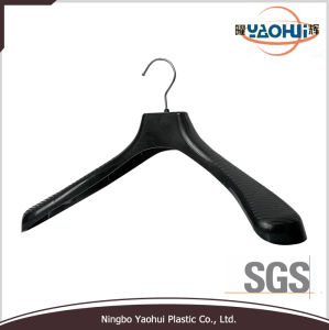 Luxury Man Suit Hanger with Metal Hook for Display (45cm) pictures & photos