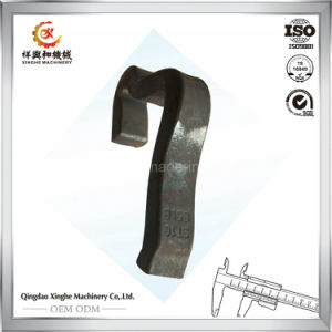 ISO 9001: 2008 Green Sand Casting Cast Iron Machinery Part pictures & photos