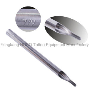 Wholesale Professional 110m Tattoo 304L Stainless Steel Long Tattoo Tips pictures & photos