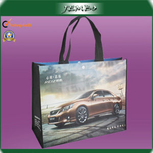 Non Woven Laminate Shopping Bag with Handle pictures & photos
