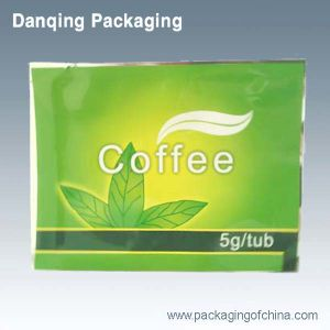 See Larger Imagefood Packaging Bag, Coffee Bag with Valve, Bean Packaging (DQ) pictures & photos
