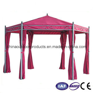 2015 New Durable Steel Tube Outdoor Folding Gazebo (ET041SP-DIA3.5m) pictures & photos