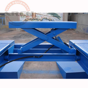 Ce Electro-Hydraulic Auto Four Post Bus and Car Lift pictures & photos