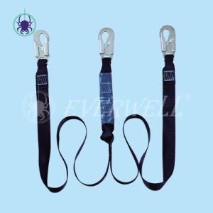 Safety Lanyard with Energy Absorber (EW1021SA)