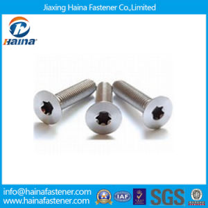 Stock ISO10642 Ss304 Hex Socket Countersunk Head Machine Screw pictures & photos