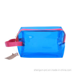 Colorful Cosmetic Bag Make up Bag in Waterproof with Handles pictures & photos