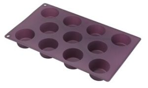 Silicone Mold 11 Cup Mini Muffin Pan & Cake Mould &Bakeware FDA/LFGB (SY1316) pictures & photos