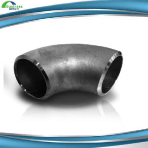 Carbon Steel Pipe Fittings 90 Degree Cast Iron Elbow Price pictures & photos