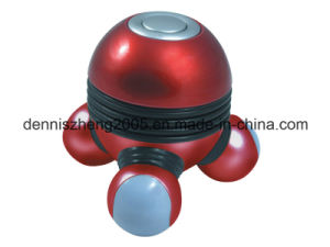 Mini Handheld Massager with Battery Supply pictures & photos