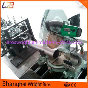Aluminium Downpipe Roll Forming Machine pictures & photos