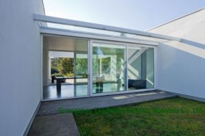 Double Glazed Sliding Door with Heat Insulation and Sound Proof (CL-D2005) pictures & photos