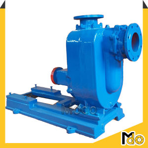 6 Inch Farm Irrigation Movable Diesel Self Priming Pump pictures & photos