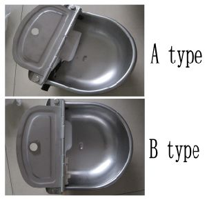 Veterinary Stainless Steel Drinker Water Bowl (KD620) pictures & photos