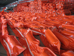 More Thick Solid Floation PVC Oil Fence pictures & photos