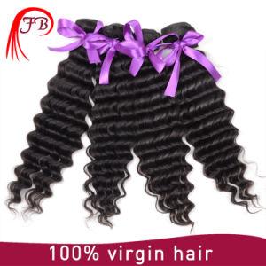 Wholesale Unprocessed Brazilian Virgin Human Hair Deep Wave pictures & photos