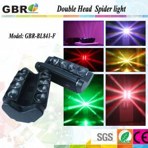 8PCS LED Spider Light