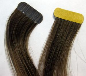 Hotsale Peruvian Virgin Remy PU Weft Hair Extension pictures & photos